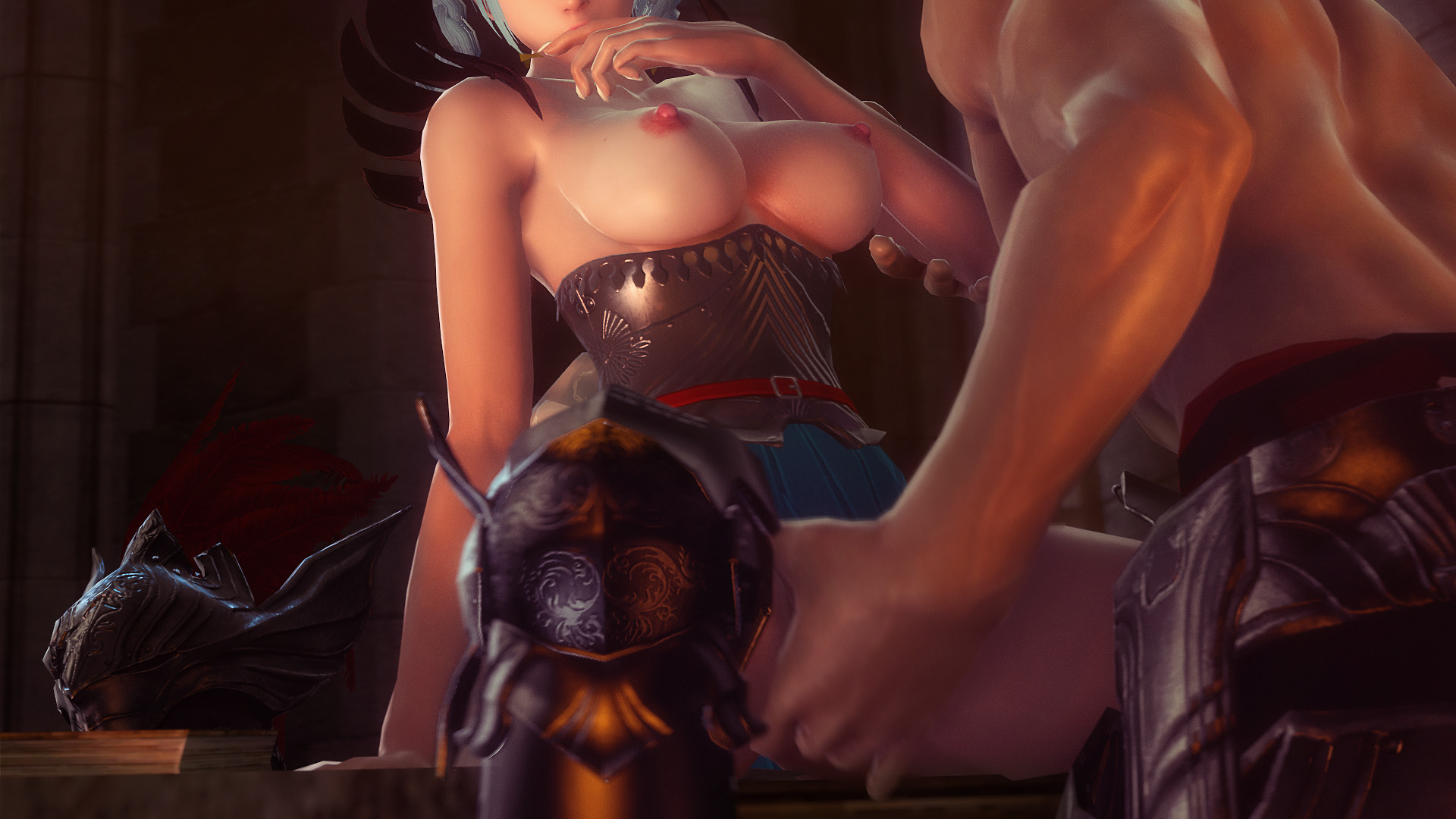 Vindictus sex erotic comic