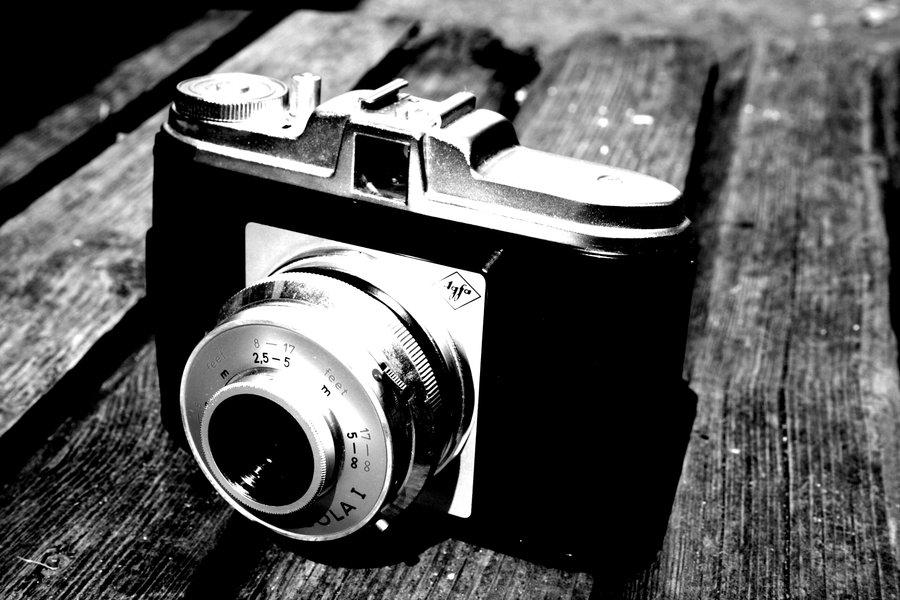 Как сделать камеру черно белой 918