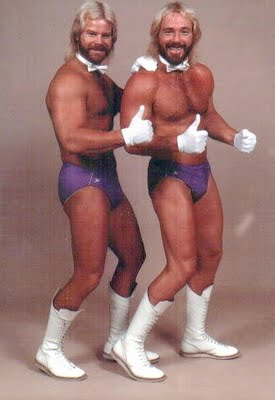 Gay tag team