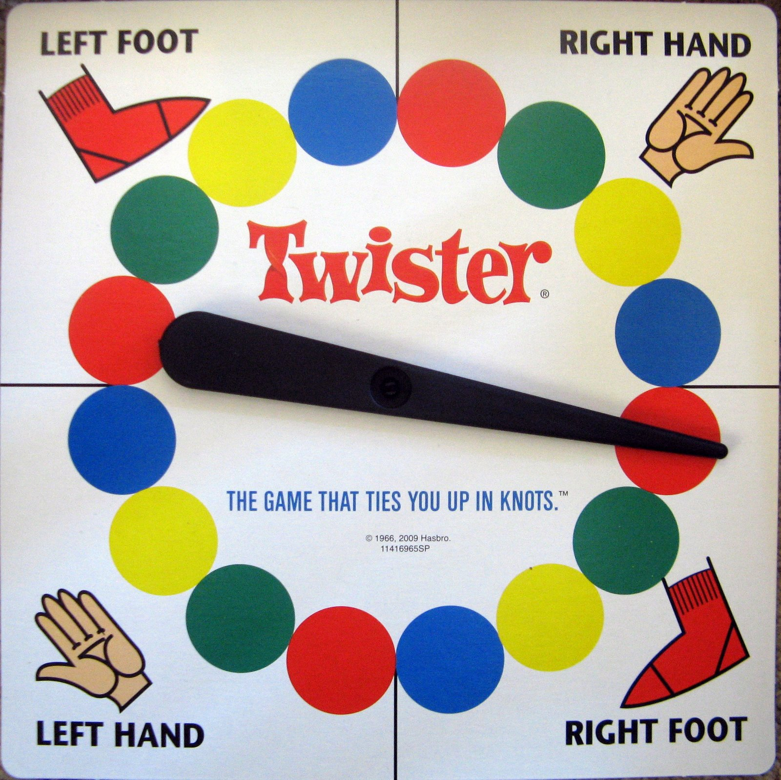 Welcome To My Twister Mind