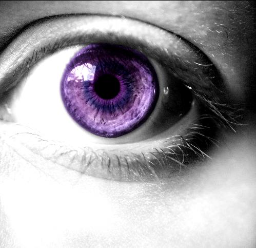 Purple eye syndrome