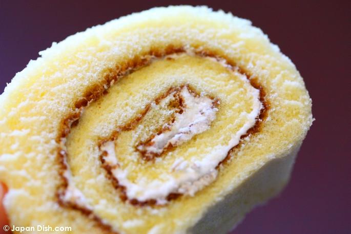 japanese cake rolls