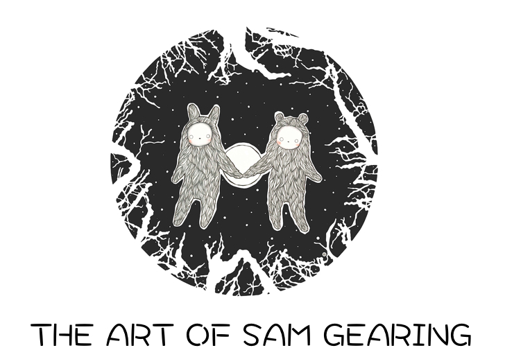 THE ART OF SAM GEARING