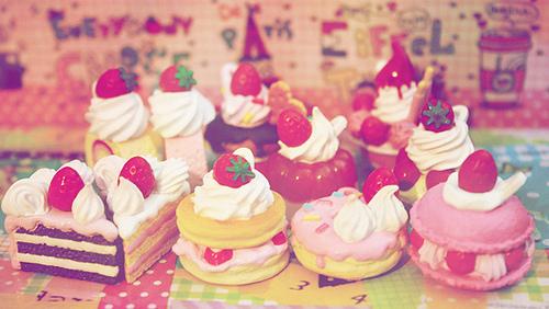Resultado de imagem para cakes tumblr
