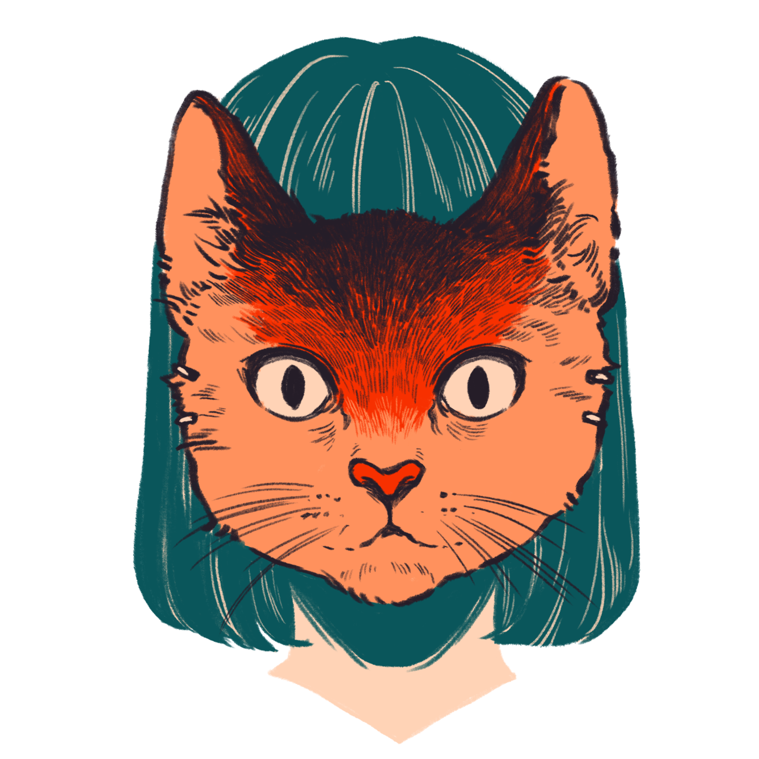 The gallery for --> Transparent Cat Head Tumblr