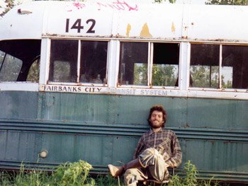 A character analysis of christopher johnson mccandless in into the wild a novel by jon krakauer