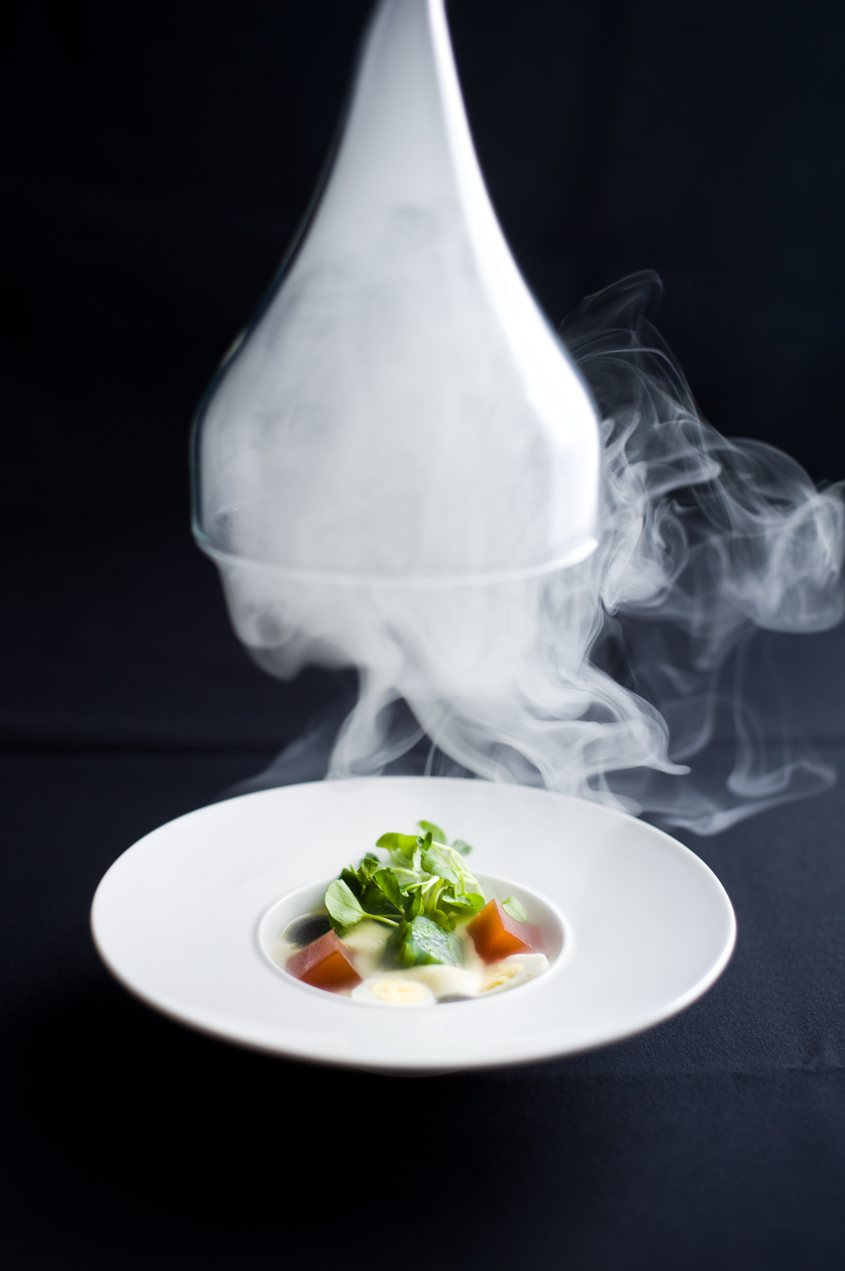Bubble food - Molecular gastronomy cuisine ...