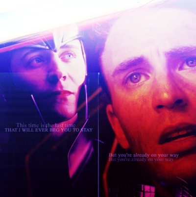 Men Out of Time~ Captain/Loki