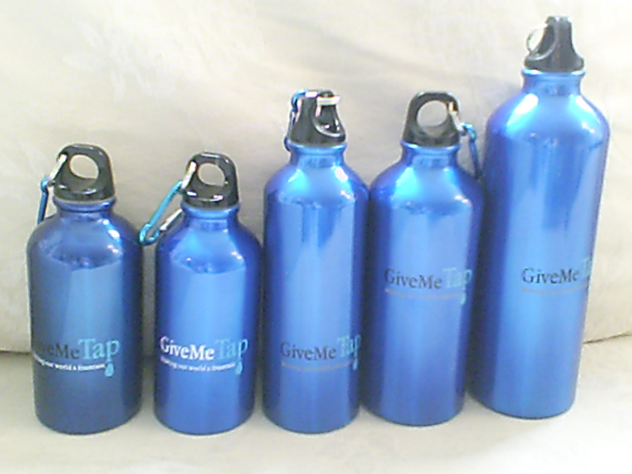 GiveMeTap - bottle family