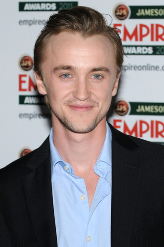 tom felton 2011. old is tom felton 2011.