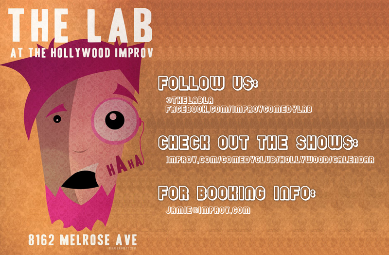 The Lab @ The Hollywood Improv