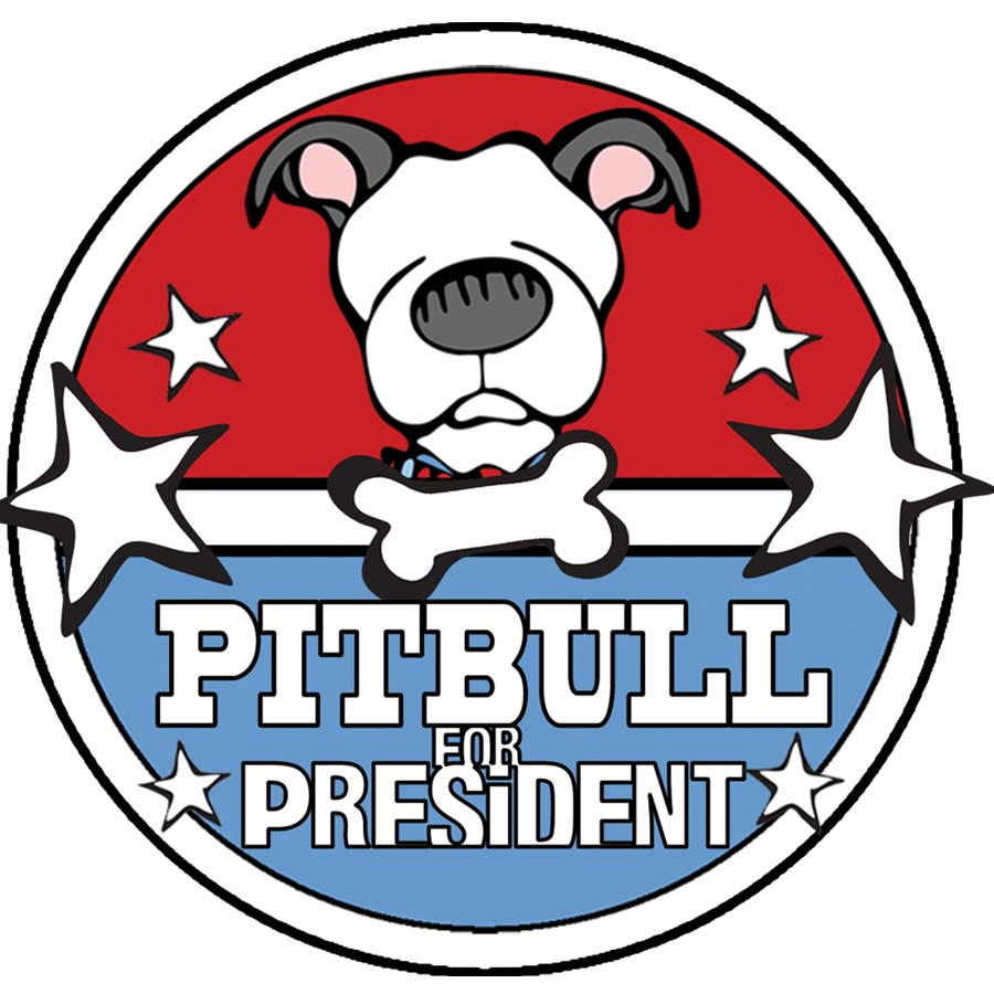 Website: pitbullforpresident.com