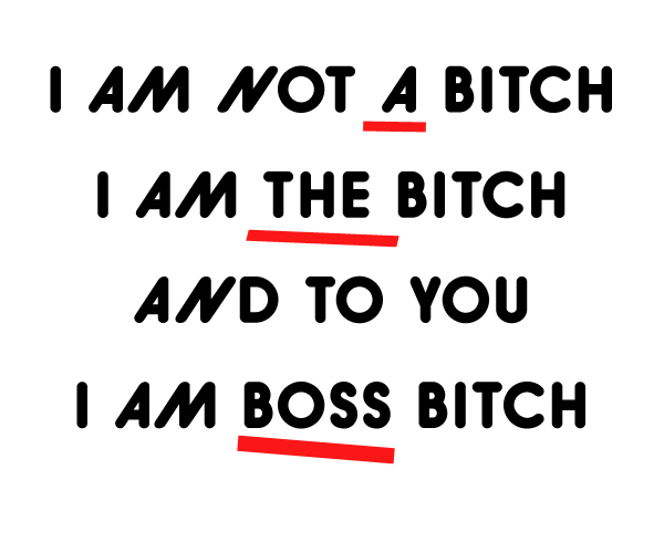 Quotes About Bitches New Boss Bitch Quotes Delectable Boss Bitch Quote  Motivational And