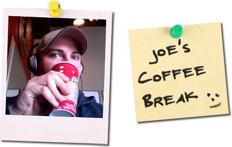 Joe's Coffee Break