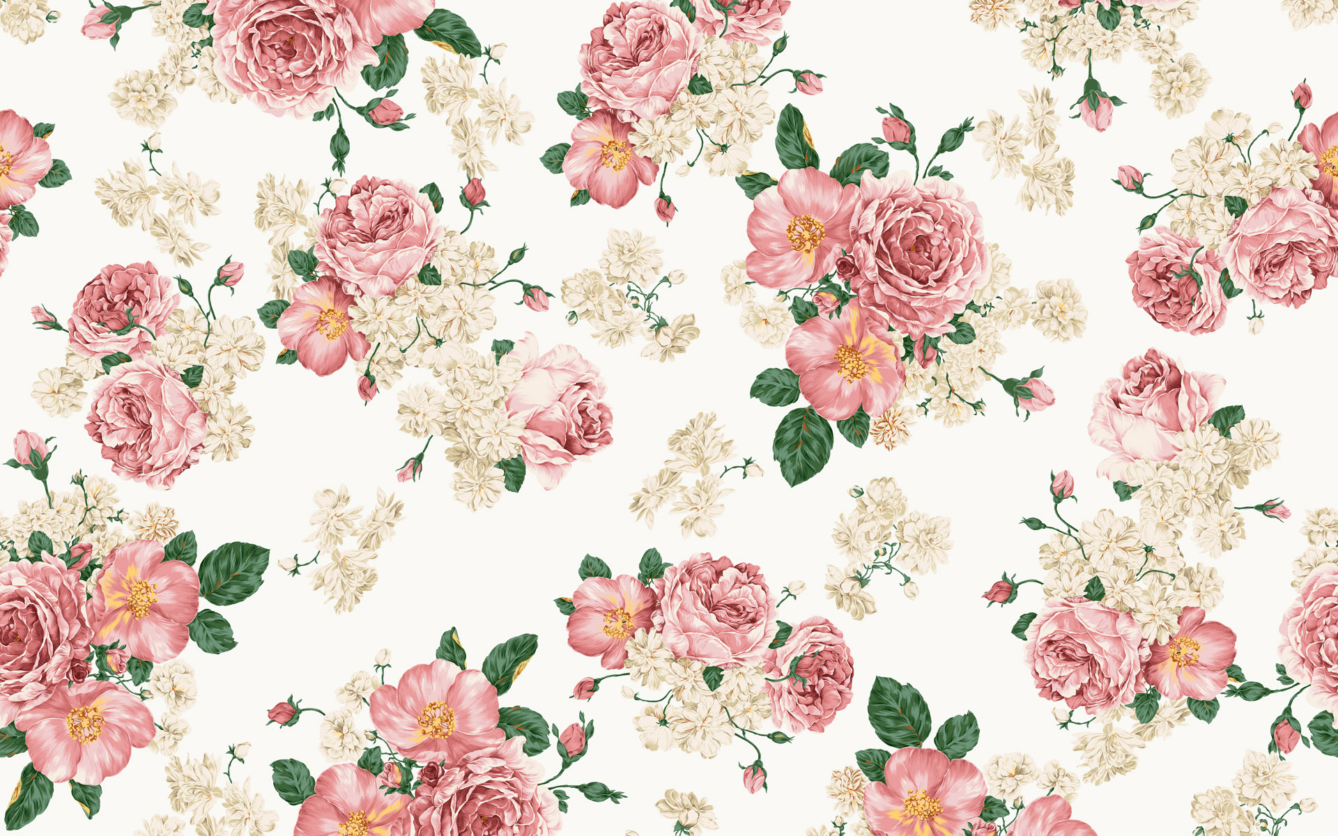 Fantastic Wallpaper Horse Rose - rose_pattern  You Should Have_59516.jpg