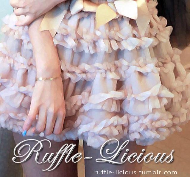 Ruffle-licious