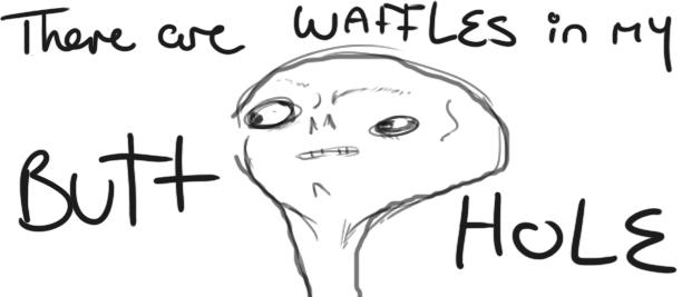 Butt Waffles
