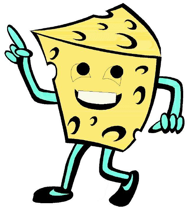 Animated cheese gif
