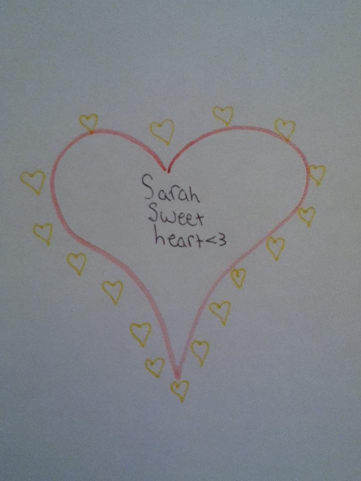 Sarah Sweet Heart