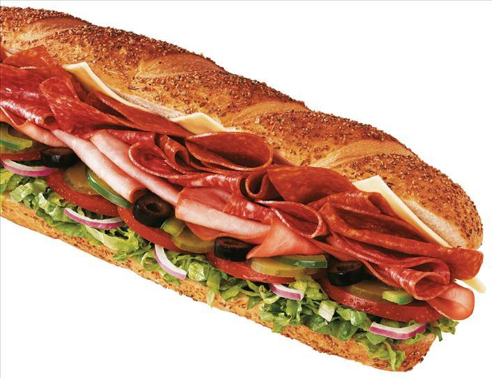 Elegant sandwich loaf
