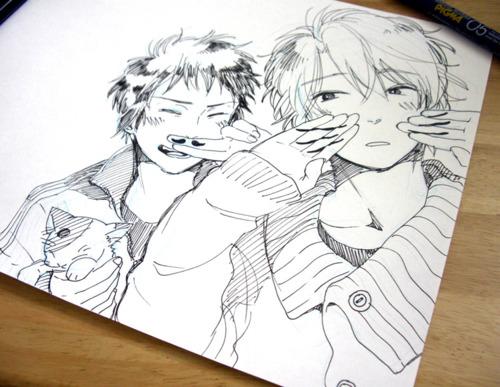 Anime Boy Drawing Tumblr