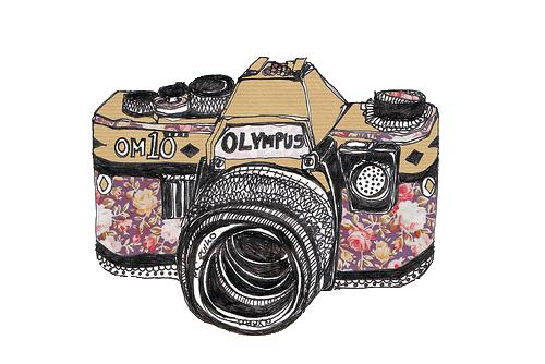 aesthetic camera