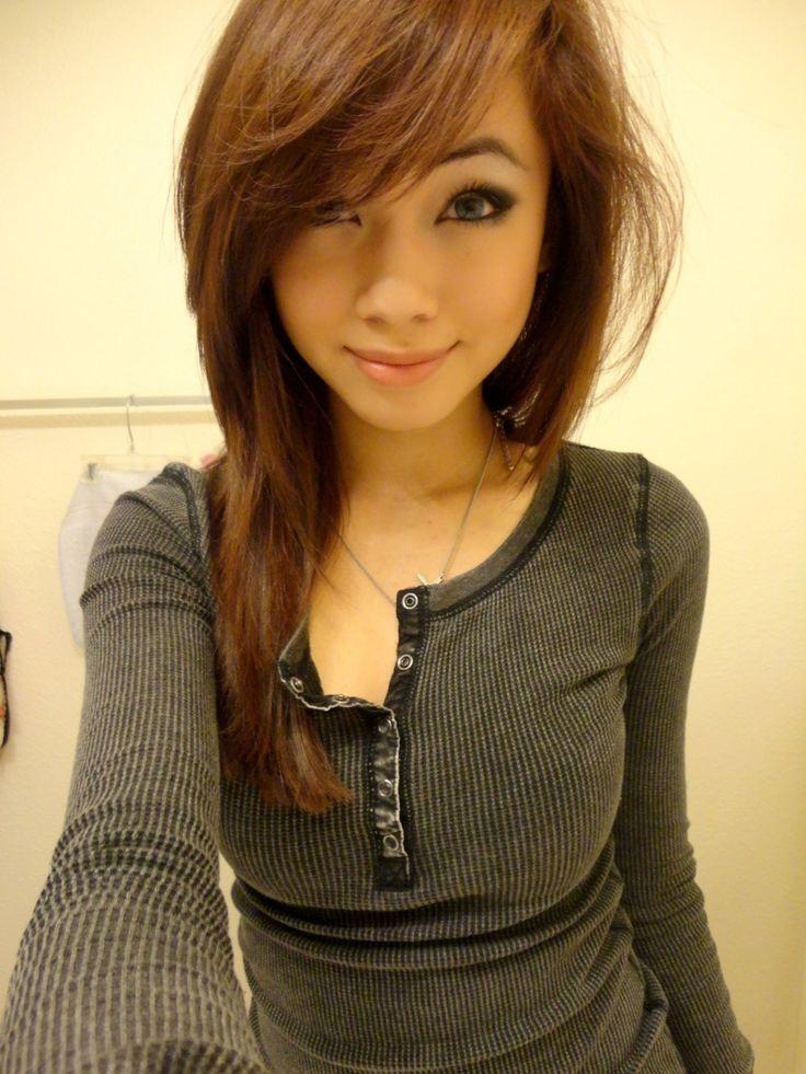 Cute teen asian girls