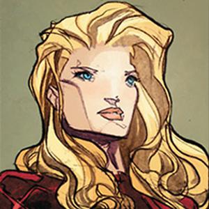 captain marvel hair