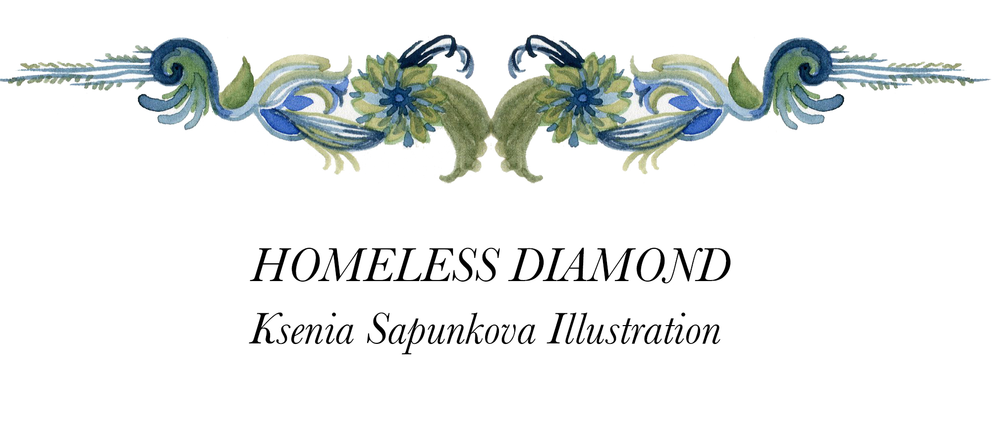 HOMELESS DIAMOND