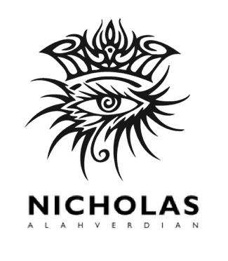 nicholas alahverdian logo