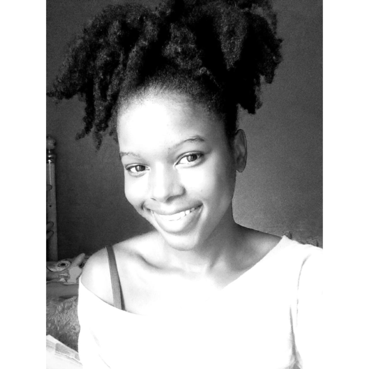 Natural hair poems