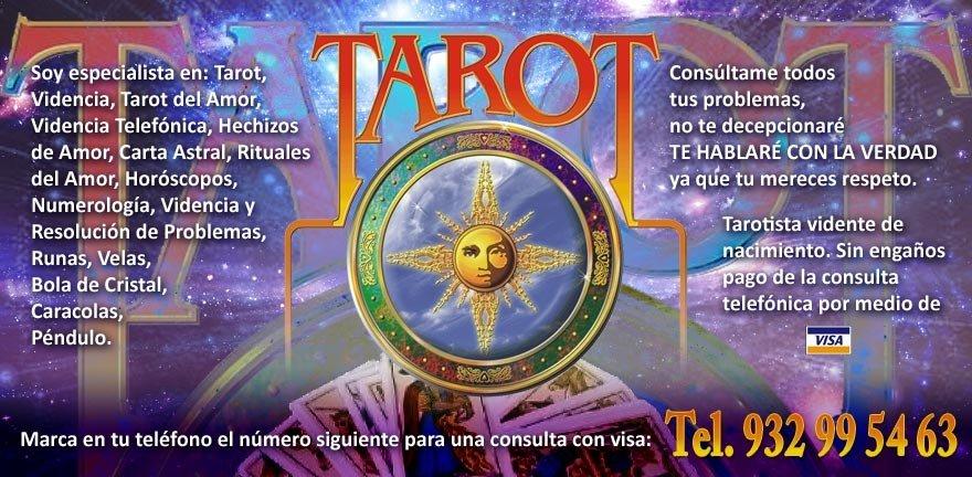 Tarot: horoscopo diario - videncia - magia