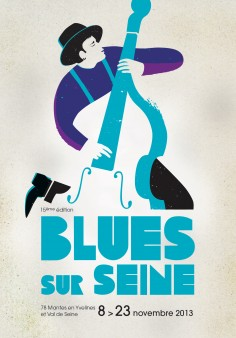 Blues sur Seine 2013