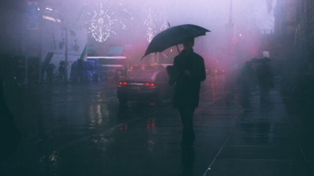 Molto sotto la pioggia | Tumblr HB36