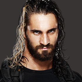 The 31-year old son of father (?) and mother(?), 185 cm tall Seth Rollins in 2017 photo