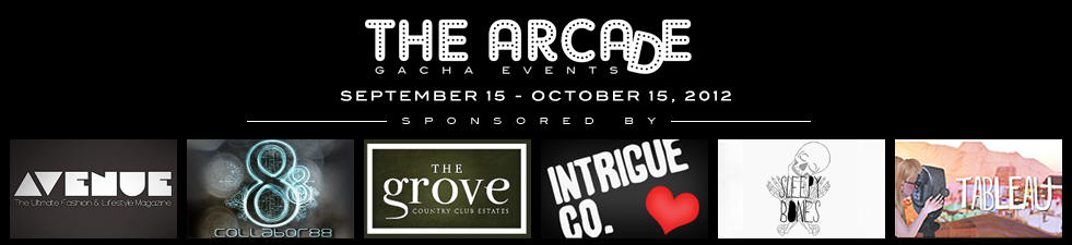 The Arcade Shopping Guide: September