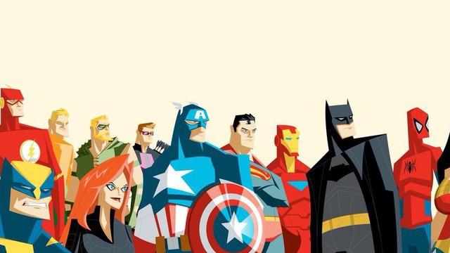 are superheroes!! | Tumblr