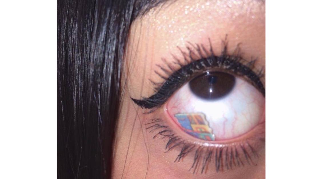 Augenfarbe sprüche Das sagt