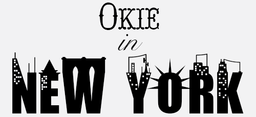 OKIE in new york
