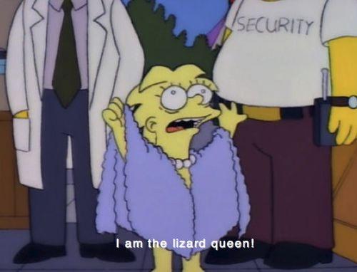 Lucille Lizard