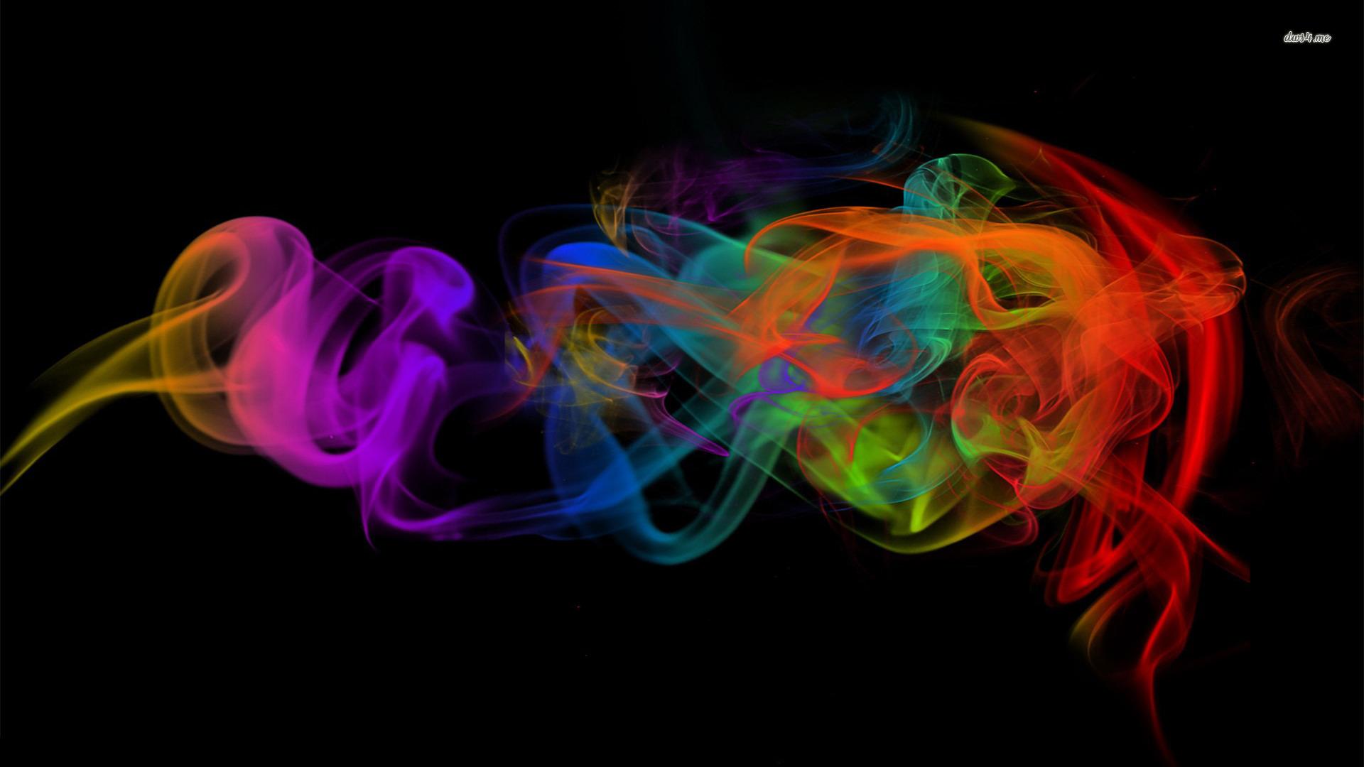 Colored Smoke Tumblr Gif