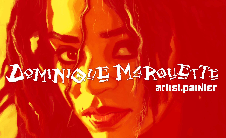 Artist Dominique Marquette
