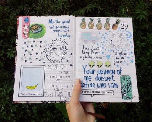 Journal Inspiration Zone