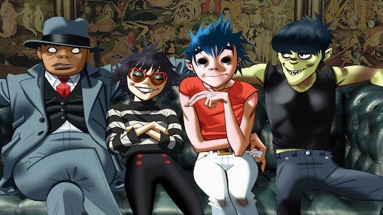 Murdoc and noodle dating websites