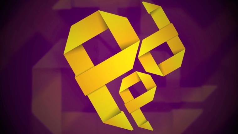 فوتوشوب |تصميم شعار مطوي Origami