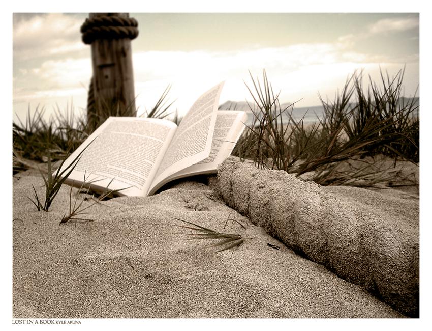 قــــــل للحيــــاة تعظـــك lost_in_a_book_by_in