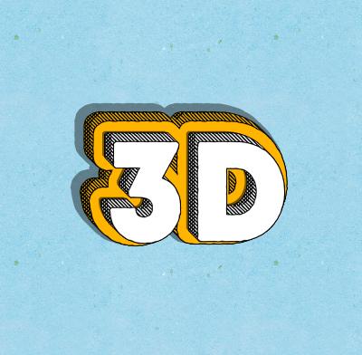 ستايلات فوتوشوب | ستايلات 3D كرتونية رائعة