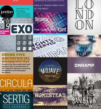 40 Fnot | خطوط انجليزية متنوعة جديدة