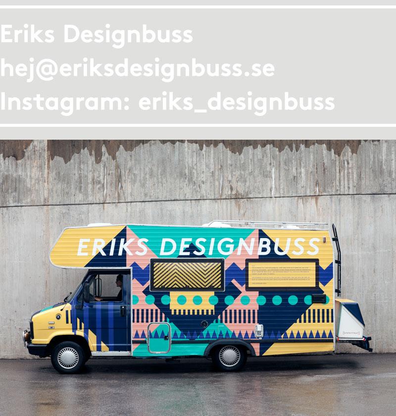 Eriks Designbuss