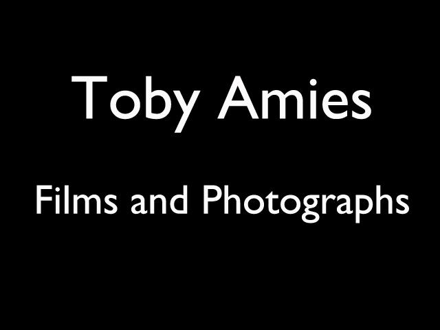 Toby Amies